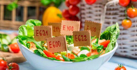 Харчові добавки: чи потрібно боятися Е-кодів на етикетках