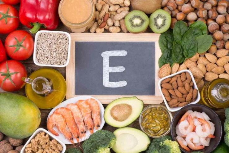 Вітамін E