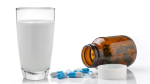 Молоко і ліки
