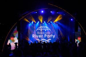 Bakkara River Party