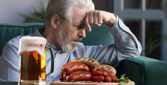 Для довголіття: від яких продуктів і напоїв варто відмовитися