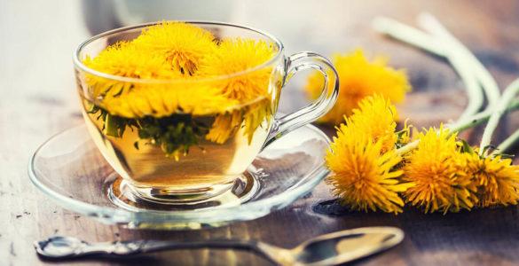 Для печінки та проти раку: простий трав'яний чай назвали одним з найкорисніших