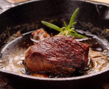 Смажене м'ясо