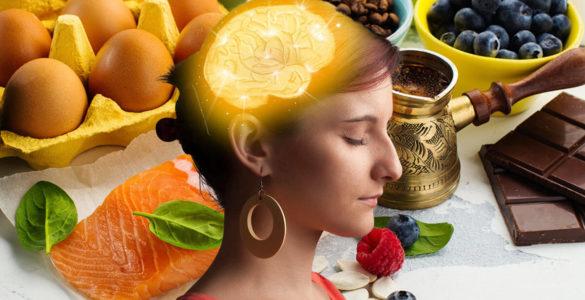 Їжа для розуму: 5 кращих продуктів для розвитку пам'яті