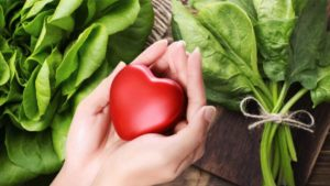 Зелень для серця