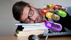 Втома і вітаміни