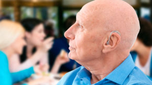 Проблеми зі слухом (Слуховий апарат)