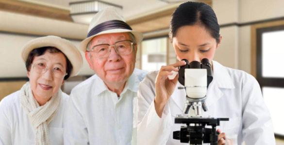 Однією з причин здорової старості японських довгожителів назвали мікроорганізми