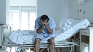 У лікарні