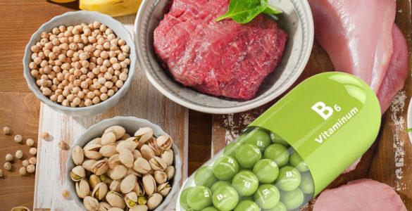 Дефіцит вітаміну B6: які продукти допоможуть цього уникнути