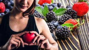 Ягоди для серця
