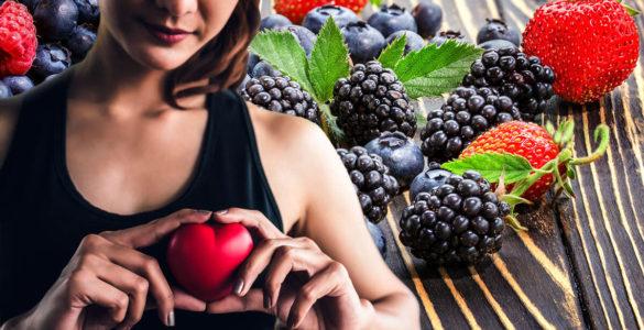 Лікарі перерахували корисні для серця ягоди
