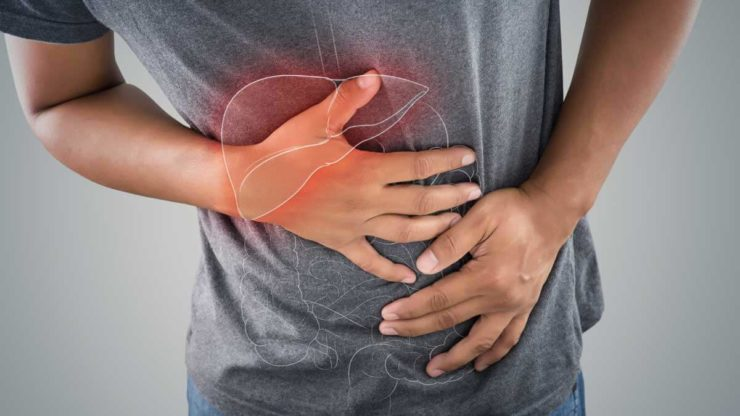 Біль в печінці