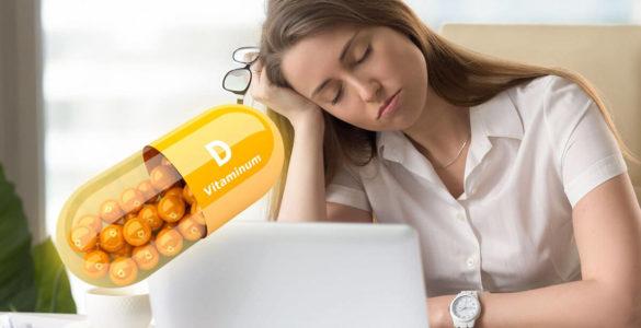 Сонливість протягом дня: якого вітаміну не вистачає, з'ясували вчені