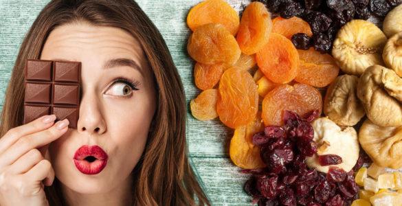 Чим замінити солодке: три альтернативи назвав дієтолог