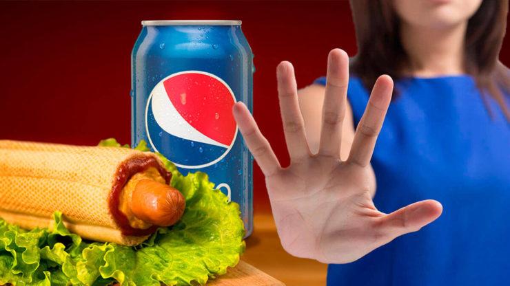 Відмова від шкідливої їжі