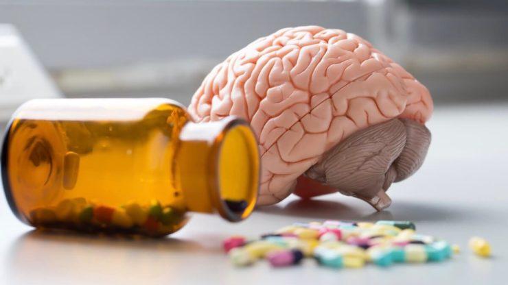 Вітаміни і мозок