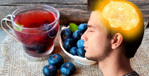 Для захисту мозку і проти раку: простий ягідний чай виявився одним з найбільш корисних